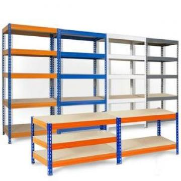 Durable Heavy Duty Double Sides Supermarket Display Shelf
