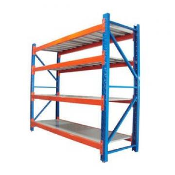 Heavy Duty Storage Industrial Warehouse Mobile Rack Shelf System