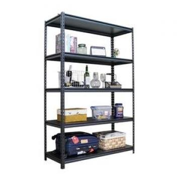 Gondola Metal Display Rack with Shelves