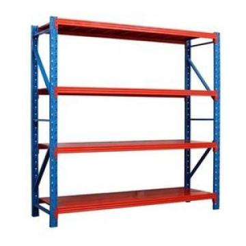 Warehouse Standard Size Flare Waterfall Welded Galvanized Steel Metal Storage for Pallet Racking