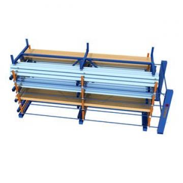 Double-Sided Configuration Heavy Cantilever Pallet Racks