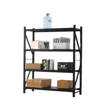 Steel Reinforced Structure Warehouse Boltless Rivet Drive in Storage Wire Shelving