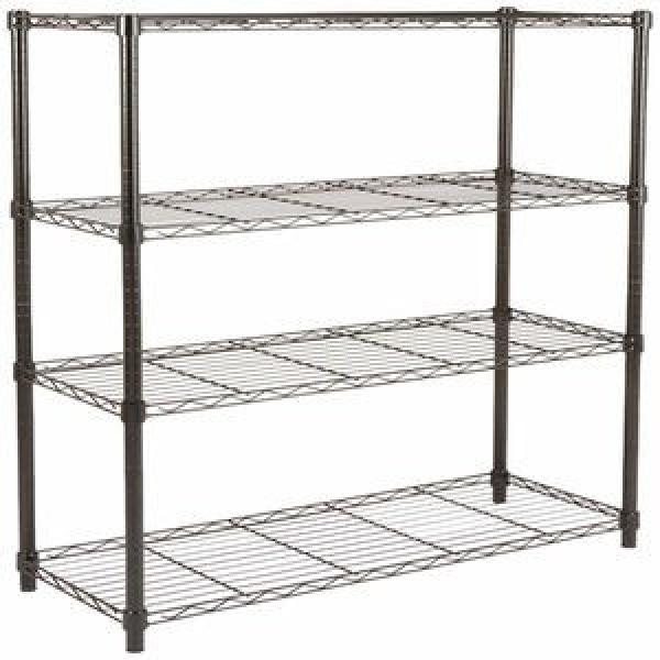 Wire Metal Display Shelf for Paper Magazine Book CD DVD Greeting Card Display