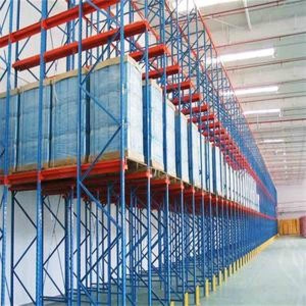Tianjin Dl Heavy Duty Selective Pallet Racks for Industrial